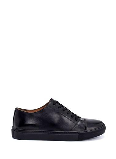 Derimod Erkek Deri Sneaker Siyah